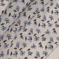 ◆輸入 リバティ LIBERTY タナローン Harmony ハーモニー ブルー 約135×50cm