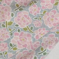 ◆輸入 リバティ LIBERTY タナローン Charleston Posy Pink チャールストンポージー ピンク 約135×50cm