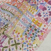 ◆輸入 リバティ LIBERTY タナローン Monika Pink モニカ ピンク 約135×50cm