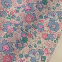 ◆輸入 リバティ LIBERTY タナローン Betsy Neon Bloom ベッツィ ネオンブルーム 約135×50cm