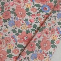◆輸入 リバティ LIBERTY タナローン Betsy tuileries ベッツィ チュイルリー 約135×50cm