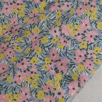 ◆輸入 リバティ LIBERTY タナローン Champion's Bouquet チャンピオンズブーケ ピンク 約135×50cm