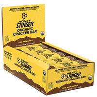 SB-01b:オーガニックスナックバー:アーモンドバター&ダークチョコレート(15本入)