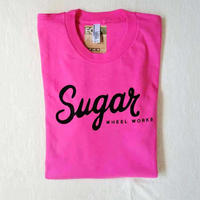 WL-01 :  SUGAR オリジナル Tシャツ (MEN'S)/PK