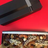 ナッツ・ジンジャーチョコレート&オランジェット black&white