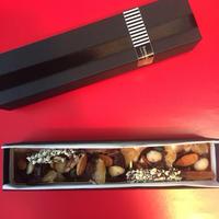 ナッツ・ジンジャーチョコレート&オラジェット ブラック
