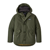 patagonia Boys' Insulated Isthmus Jacket 68045  [ARGR] (PATAGONIKS20004-ARGR)