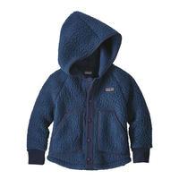 patagonia Baby Retro Pile Fleece Jacket [SNBL] 61145 (PATAGONIKS19007-SNBL)