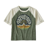 patagonia Baby Capilene Cool Daily T-Shirt  [BFGX] 61265 (PATAGONIKS20005)