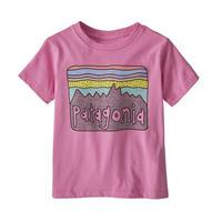 patagonia Baby Fitz Roy Skies Organic T-Shirt [MBPI] 60419 (PATAGONIKS18011)