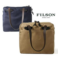 FILSON Rugged Twill Tote Bag With Zipper   (FILSON20001)