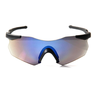 【HOOD別注商品】GULLWING ( Matt Bk / Polarized Smoke Blue Mirror)