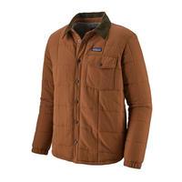 patagonia Men's Isthmus Quilted Shirt Jkt [SIBR] #26900 (PATAGONIA20015-SIBR)