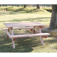 【オリジナル】長良杉ガーデンテーブル