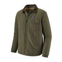 patagonia Men's Isthmus Quilted Shirt Jkt [INDG] #26900 (PATAGONIA20015-INDG)