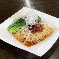 中国料理「大笑」汁なし担々麺2食箱入