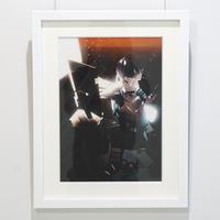LOWRISE /【引きこもりっ子】複製原画 額装