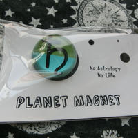 惑星マグネット 07土星 28mm