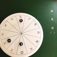 Horoskopskiマグネット用台座 シンプルスクールモデル ホワイト ※豆惑星マグネットは別売りです