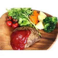 馬肉ジンバーグ(カレー風味)  1.5kg分 (150g×10パテ)
