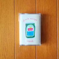 YMB「little escape/think」TAPE
