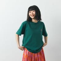 うろこを捨てた「ミーナのTシャツ」(アイビーグリーン)
