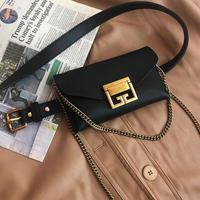 2WAY★black mini bag-09
