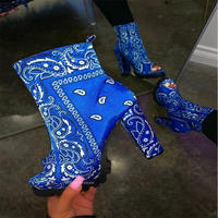 BLUE★paisley booty  sho-131