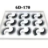 9set★6D mink★false eyelashes♡A170  cos-22