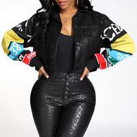 fake leather  jacket  jac-02
