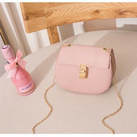 PINK★gold  chain  shoulder  bag-07