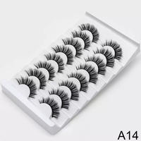 8set★3D mink★false eyelashes♡A14  cos-10