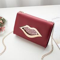 RED☆kiss mark  shoulder bag−10
