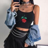 BLACK★rose camisole  top144