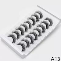 8set★3D mink★false eyelashes♡A13  cos-09