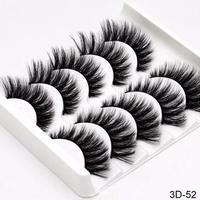 5set★3D mink★false eyelashes♡A52  cos-13
