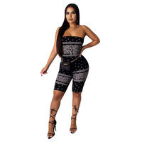 BLACK★PAISLEY    jump suits  one-109