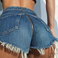 back fastener  short  pants  bot-38