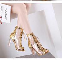 GOLD♡crear  boots  sandal  sho-64