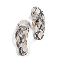 Python柄★thong  sandal  sho-39