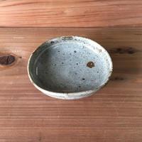 粉引き豆皿