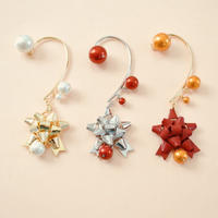 gift ribbon ear hook