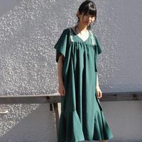 tulip flared dress