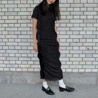 budding long dress