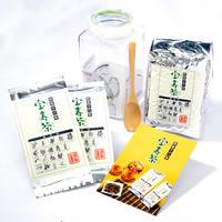 宝寿茶特別増量+保存容器+茶さじセット