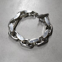 70s Bent Larsen Large Chain Bracelet