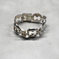Italian Large Open Chain Bracelet