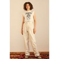 TOMBOY PANTS (WHITE)