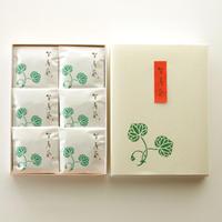 賀茂葵 12枚入り箱