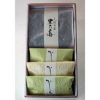 小箱詰合せ:しぼり豆丹波黒大寿130g×1袋、かしわべ×5袋